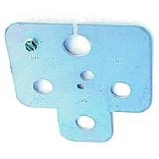 Coil base plate for MINIMAX